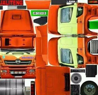Custom IDBS Truck Simulator