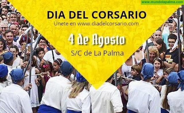 Día del Corsario 2018 - Santa Cruz de La Palma