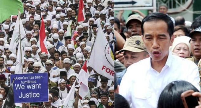 Aksi Bela Islam Buktikan Jokowi Bukan Representasi Umat