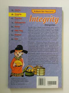 Filsafat tentang Integrity