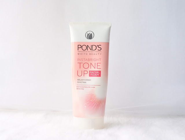 Pond's Instabright Tone Up Facial Foam