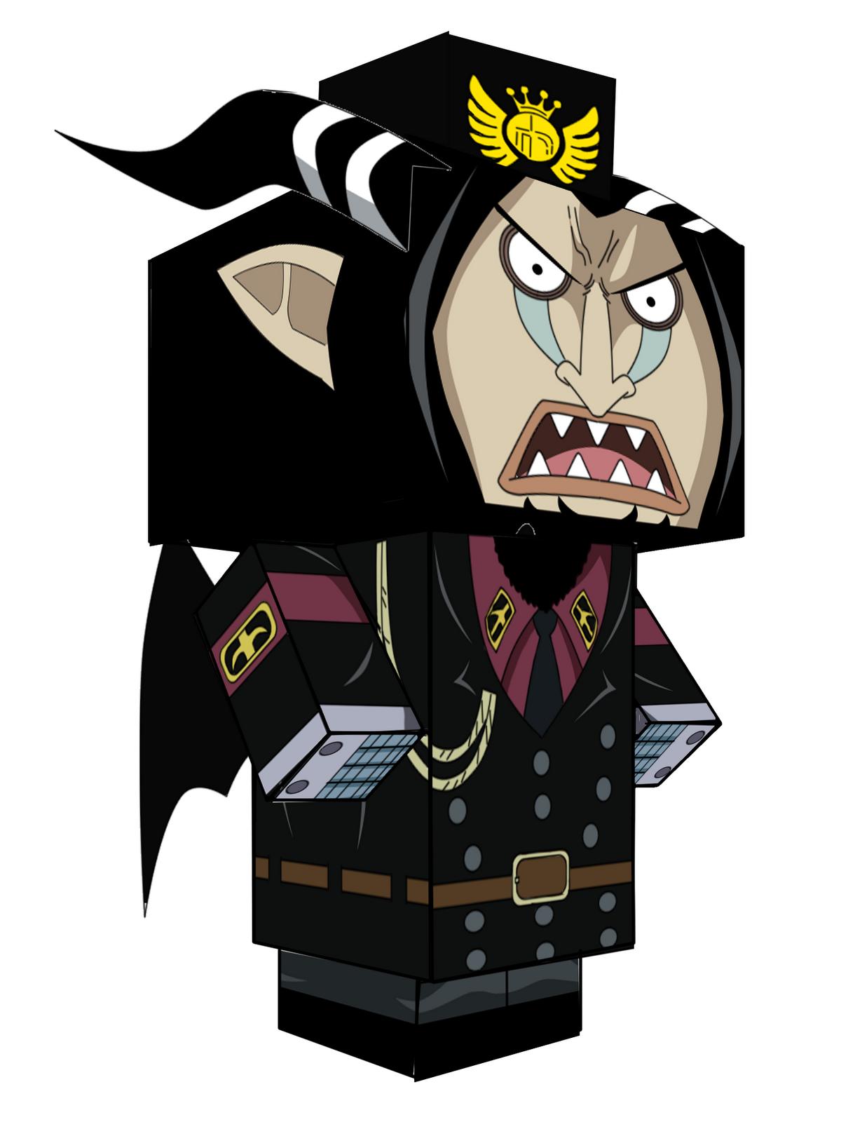 Magellan (One Piece)