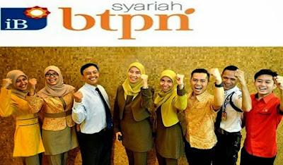 Lowongan Kerja Min.SMA/SMK/D1/D2/D3/S1 PT Bank BTPN Syariah Menerima Karyawan Baru Tersedia 20 Posisi Penerimaan & Penempatan Seluruh Indonesia