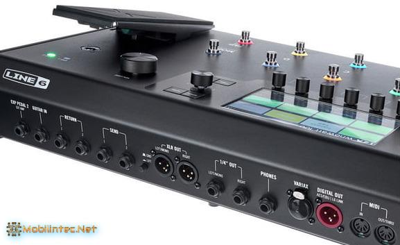 Line 6 Helix LT Digital Multi-Effects Pedal