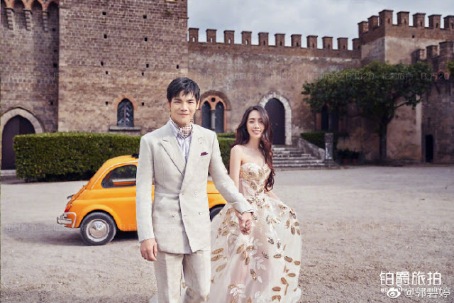 jacky heung bea hayden kuo wedding photos