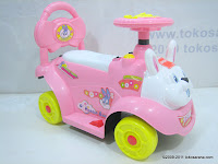 1 Mobil Mainan Aki JUNIOR JB27B Pretty Baby - Small