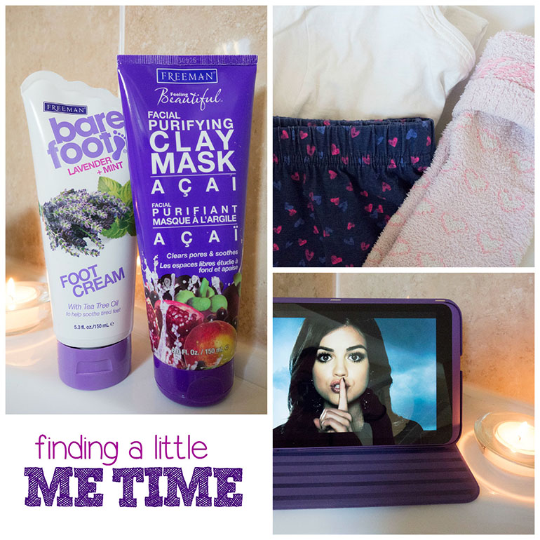 Finding A Little Me Time | Victoria Plumb