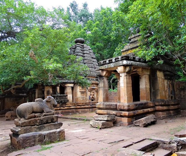 The Serene Mahakuta Temple Complex, Bagalkot