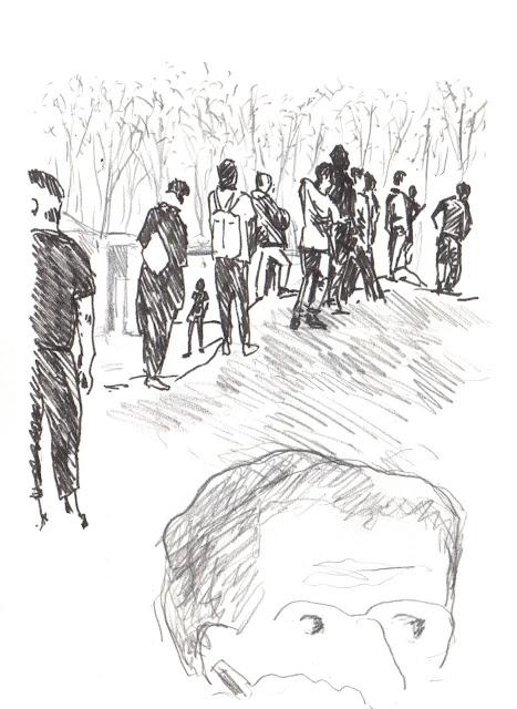 REPORTAGES disegnati