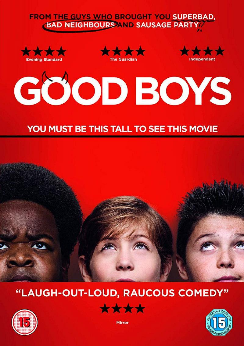 good boys dvd