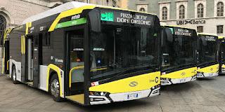 Με 100 επιπλέον νέα ηλεκτρικά λεωφορεία την επόμενη διετία στη Θεσσαλονίκη