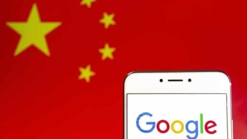 Google may face antitrust investigations in China