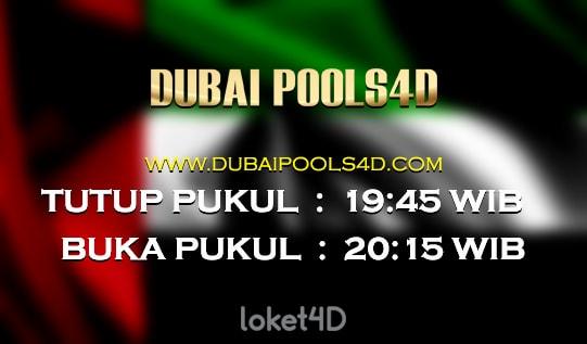 Prediksi Togel Dubai