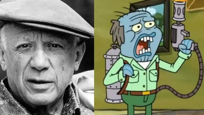 Fiasco dan Pablo Picasso