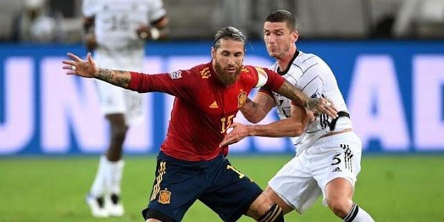 مشاهدة مباراة إسبانيا وأوكرانيا بث مباشر