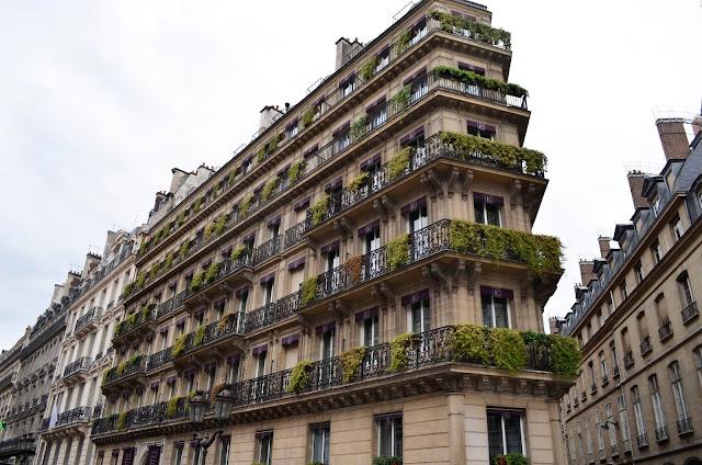 Архитектура в Парижа
