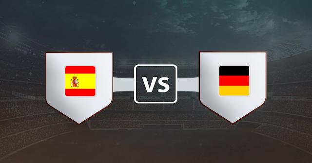 نتيجة مباراة اسبانيا وألمانيا اليوم الثلاثاء 17 نوفمبر 2020 في دوري الأمم الأوروبية