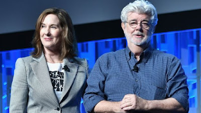 Rumor Mill: The Dark Side of the Force: Kathleen Kennedy To Step Down From Lucasfilm ?