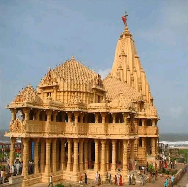 Live Darshan of Somnath Temple from home.