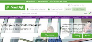 vandijk.nl inloggen