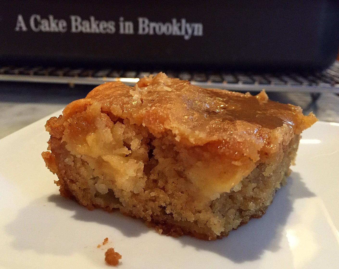 Cake Bakes in Brooklyn: Apple Dapple (aka Fresh Apple Cake)