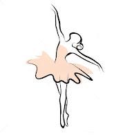 Blog Dança Cristã, Logotipo de dança, dança logo