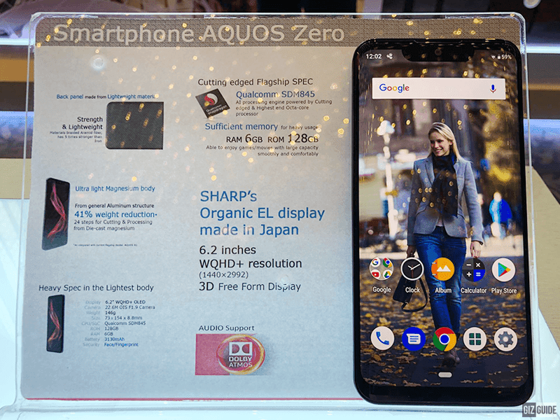 Sharp to launch smartphones in the Philippines in Q4 2019