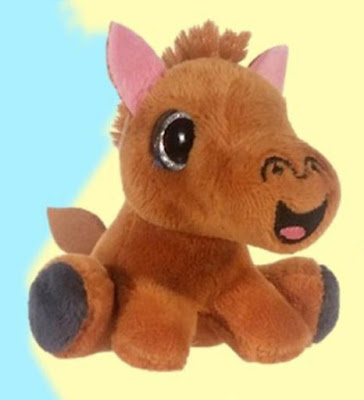 Surprizamals Stuffed Animals horse