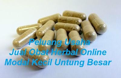 Peluang usaha Herbal Online