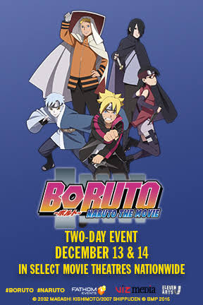 Assistir Boruto: Naruto The Movie Online Dublado e Legendado