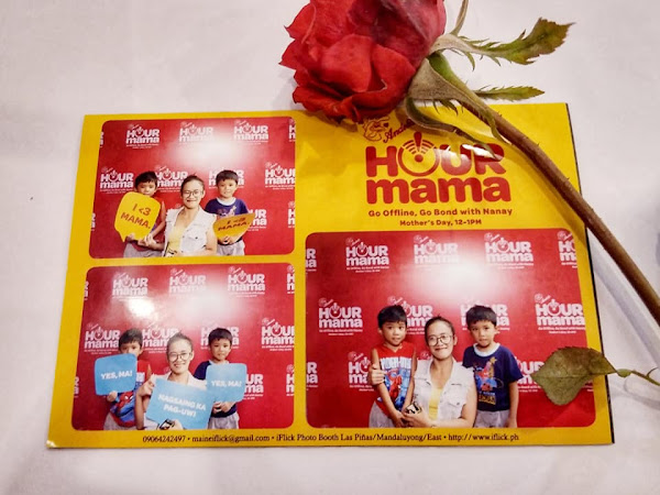 Andok's Mother's Day Campaign: #HourMama