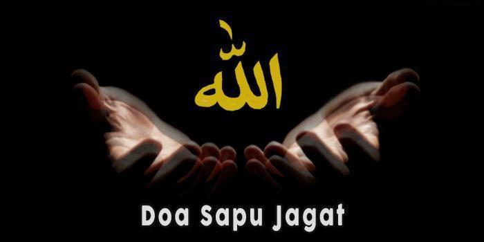 Doa Sapu Jagad Untuk Keselamatan Dunia Akhirat
