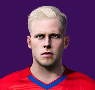 PES 2020 Faces Hörður Björgvin Magnússon