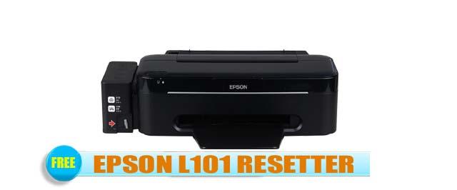 Epson L101 Adjustment Program