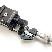 Hejnar PHOTO MS4-1DS Digital Micrometer Adjusting Macro Rail Preview