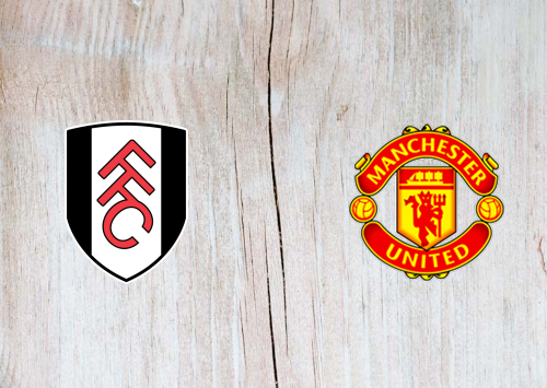 Fulham vs Manchester United -Highlights 20 January 2021