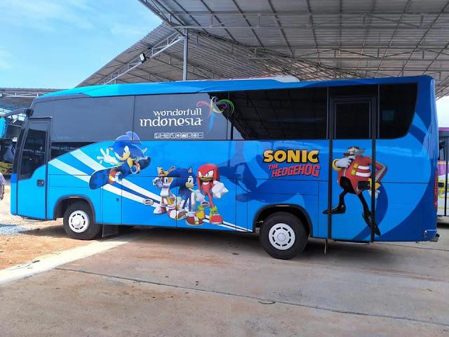 Sewa Bus Bintan Lagoi