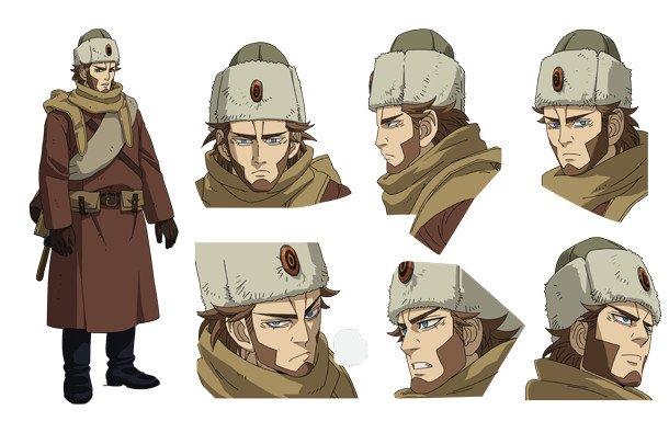 Yuichiro Umehara como Vasily