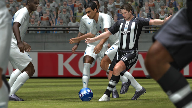 Pro Evolution Soccer 2008 (PES 08) PC Download Full Version Screenshot 2