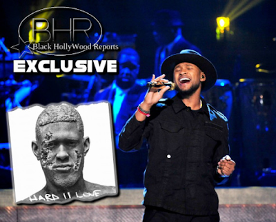 """Singer Usher Announces New Album """"Flawed"""" Coming Out September 16th"""