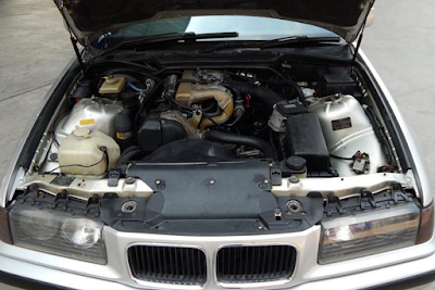 Mesin M40B18 BMW E36