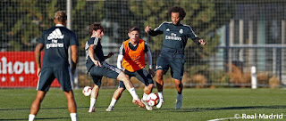 El Real Madrid ya se pone en modo Levante