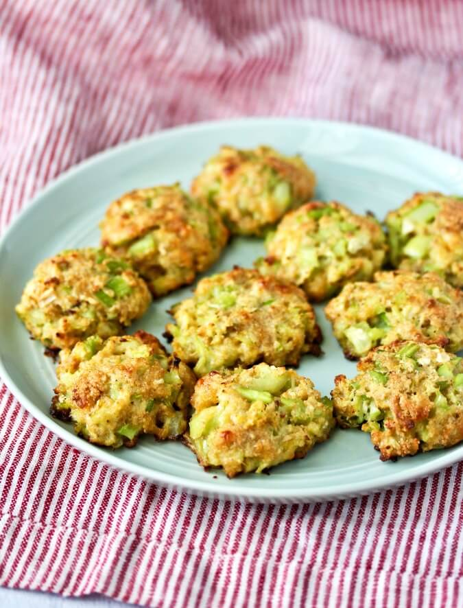Fioretto Cauliflower Cheese Nuggets
