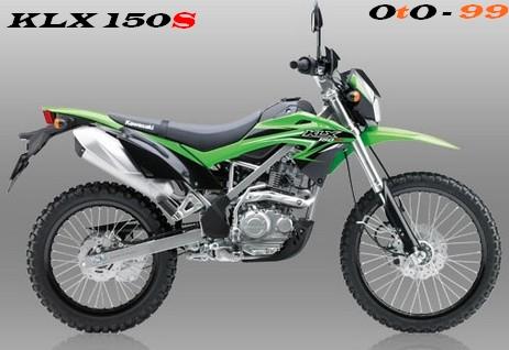 Harga Kawasaki Klx  Second