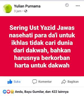 Ustadz yazid bin Abdul Qodir jawaz