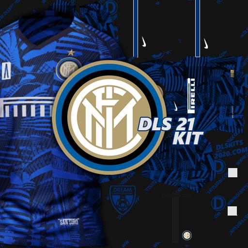 Inter Milan Kits 2021-2022 Nike - kit dream league soccer 2021