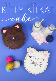 cat cake tutorial