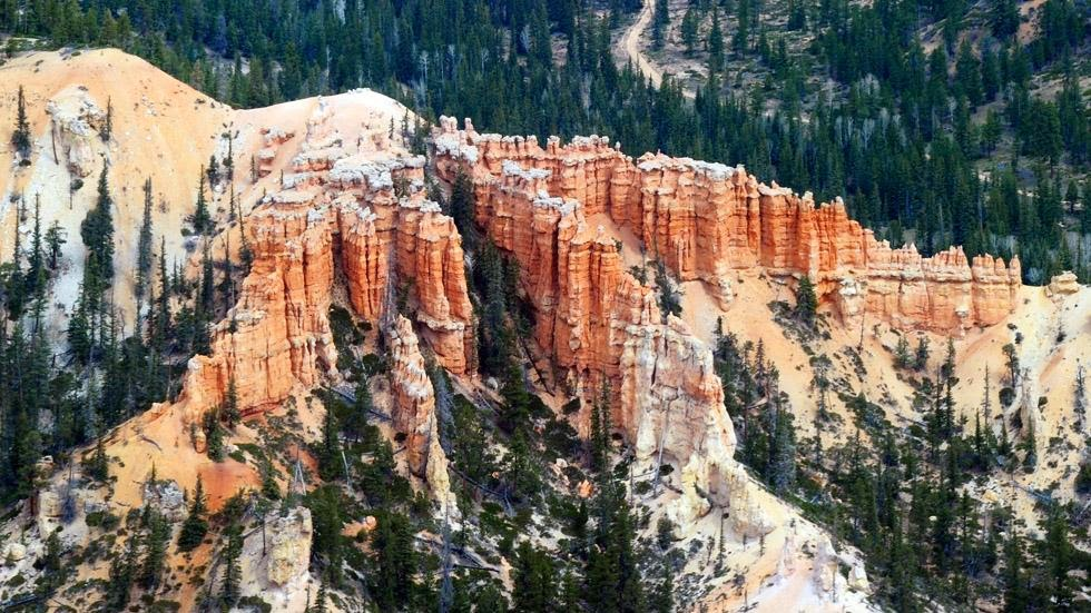 12. Bryce Canyon National Prk, Utah - 50 Stunning Aerials That Will Make You See the World in New Ways (PHOTOS)