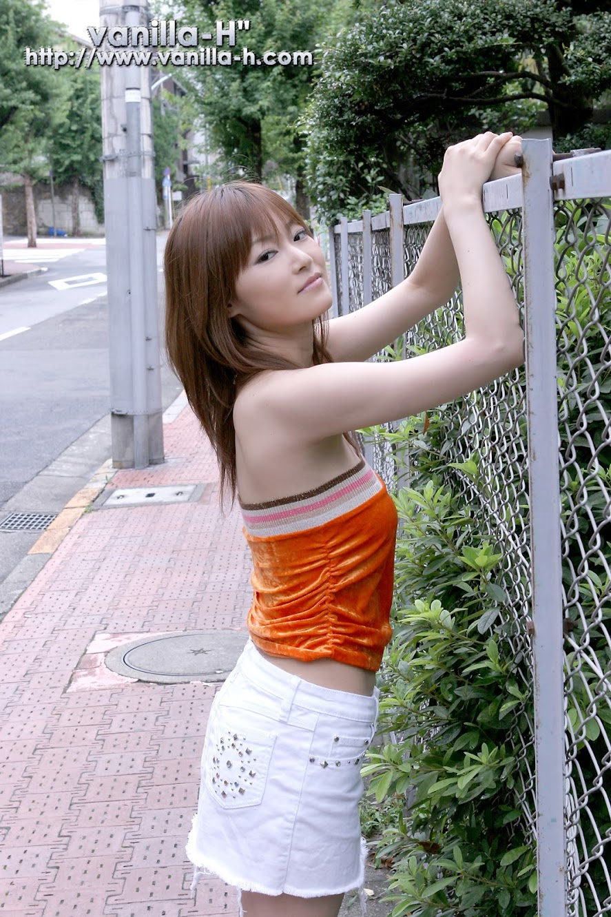 Vanilla-H Serika NiiyamaReal Street Angels