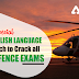 Special English Language Batch to Crack all Defence Exams